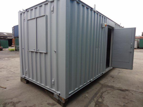 Container Building and Offices Flintshire