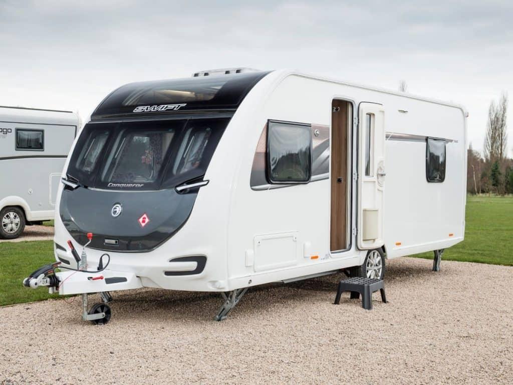 Caravan Storage Flintshire North Wales
